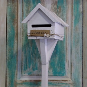 Letter Box Wishing Well
