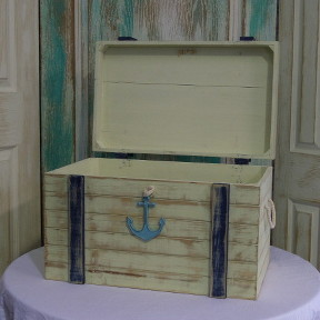 Beach Box Wishing Well