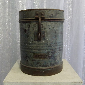 Rustic Tin Wishing Well