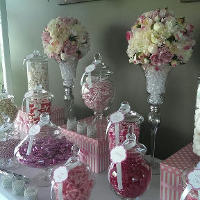 Dream Candy Buffet
