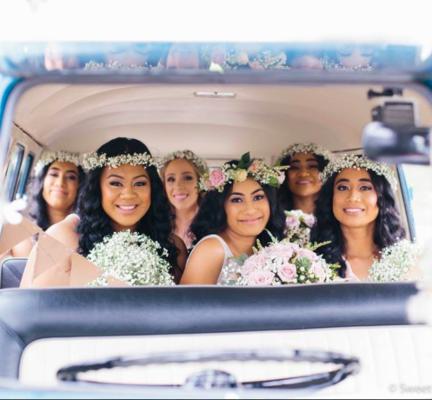 Bridesmaids - Foa