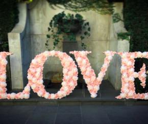 Floral Love Letters 1.2m